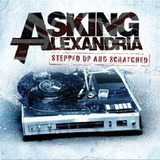 Cd Asking Alexandria Stepped Up And Scratched [import] Novo